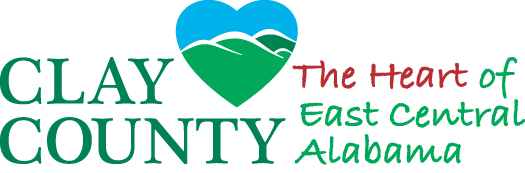 clay county alabama logo