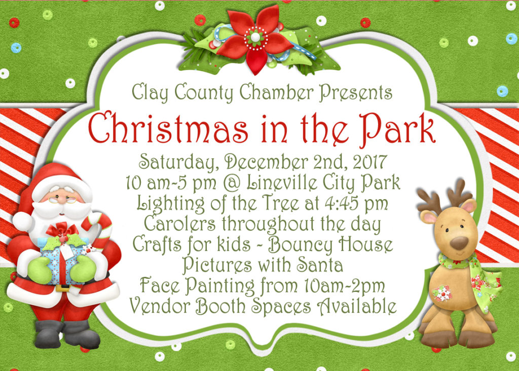 Christmas in the Park @ Lineville City Park | Lineville | Alabama | United States