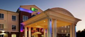 Holiday Inn Express Talladega Alabama