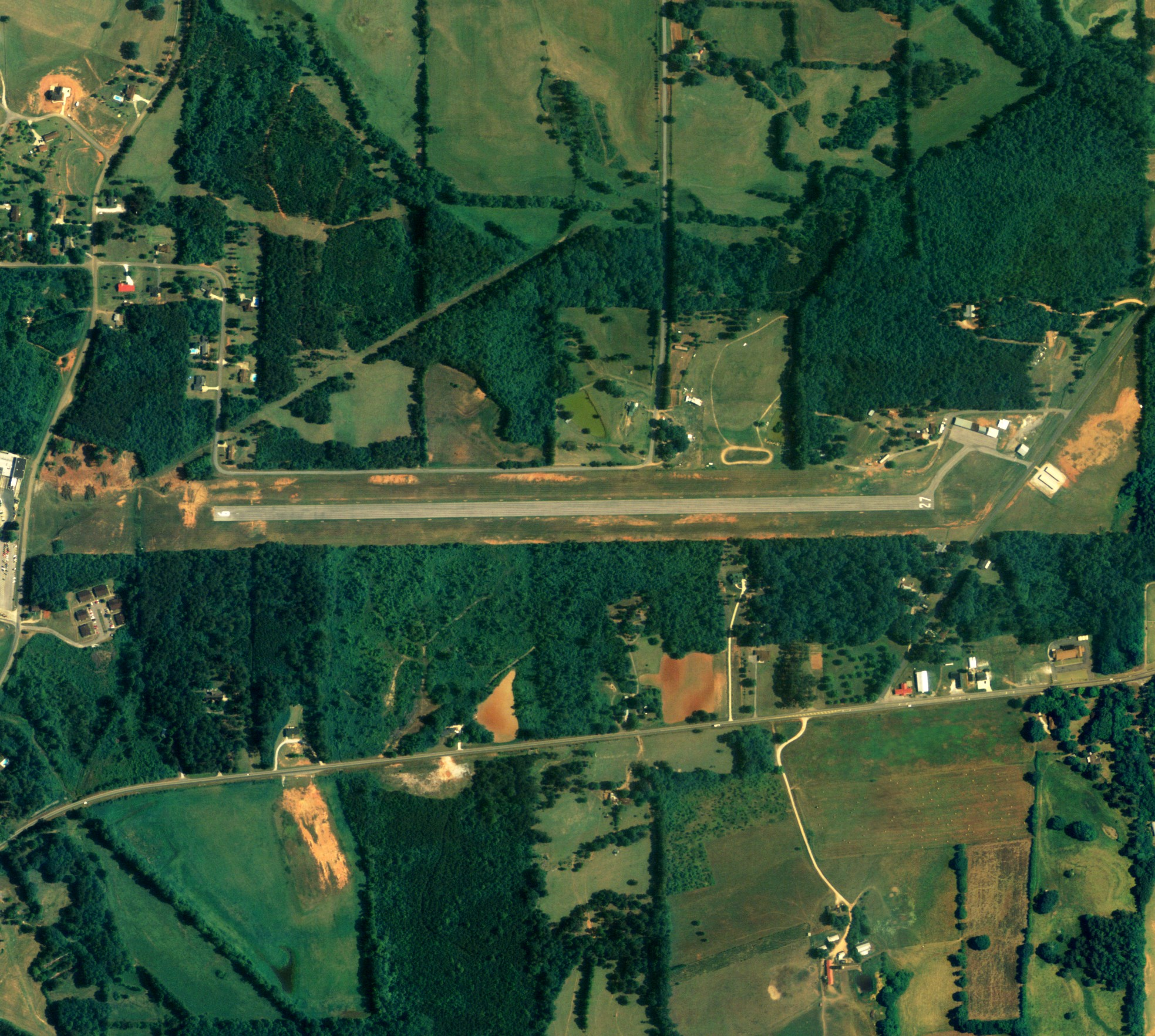 Fly Into Ashland Lineville Airport A Clay County Alabama - Alabama airports
