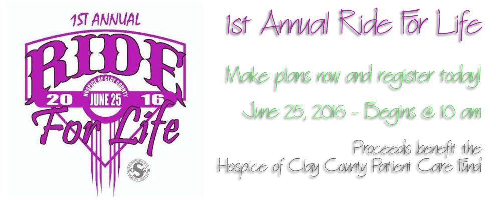 2016 Ride for Life Hospice