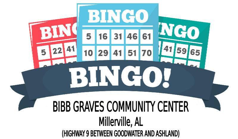 Bingo Night at Bibb Graves Community Center @ Bibb Graves Community Center | Millerville | Alabama | United States